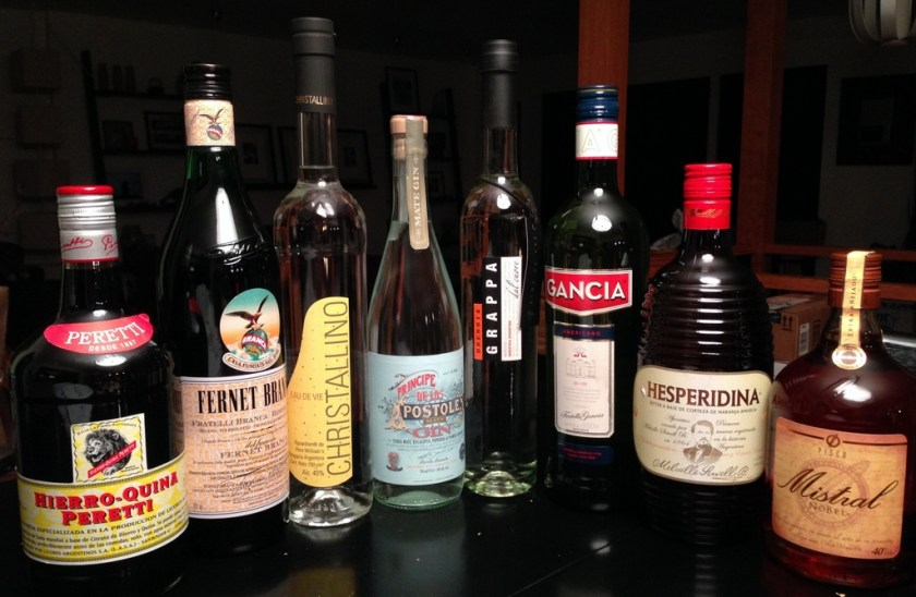 Argentinian liquor acquisitions