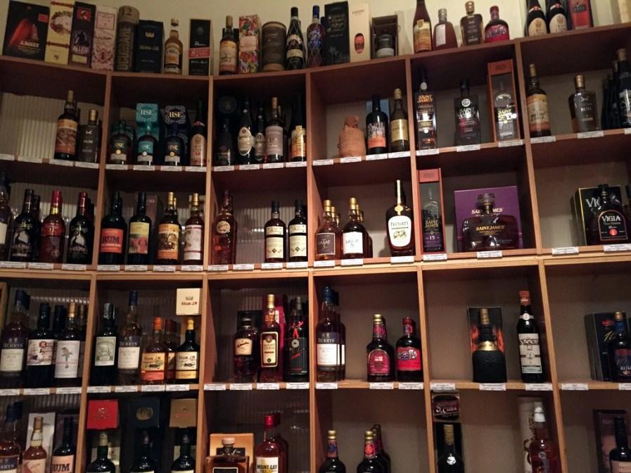 Grand Whisky, Vienna