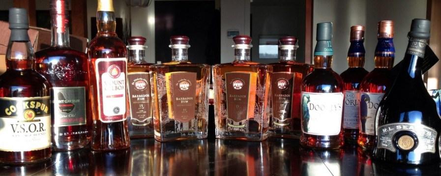 Barbados liquor acquisitions