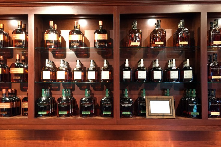 Woodford Reserve gift shop