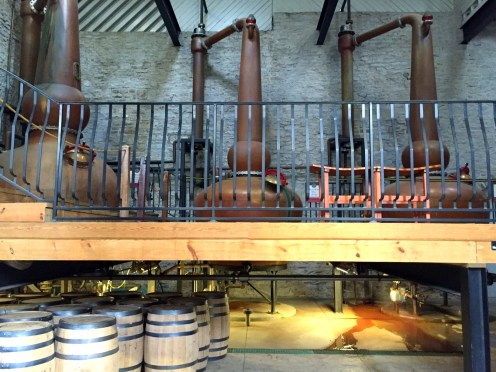 Checking Out Woodford Reserve's Distillery