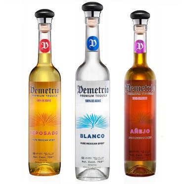 Checking out Demetrio Tequila