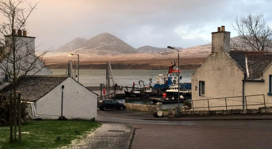 Port Askaig ferry terminal, Islay