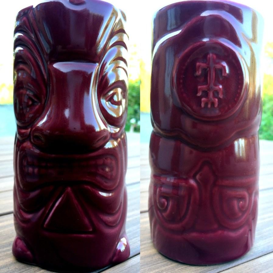 Plantation Rum logoed mug