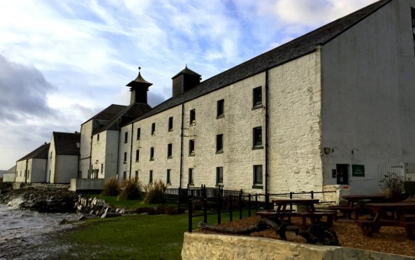 Laphroaig – An Inside Look at the Canonical Islay Whisky Distillery