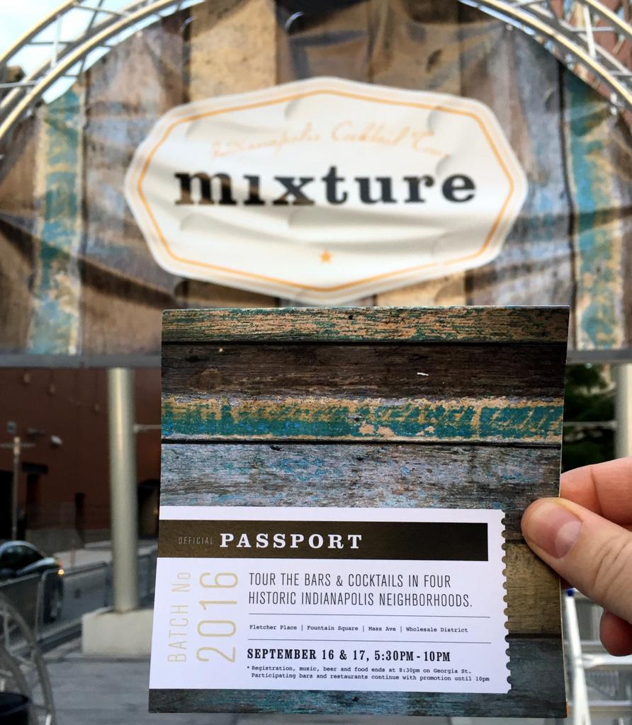 Mixture Headquarters, Indianapolis