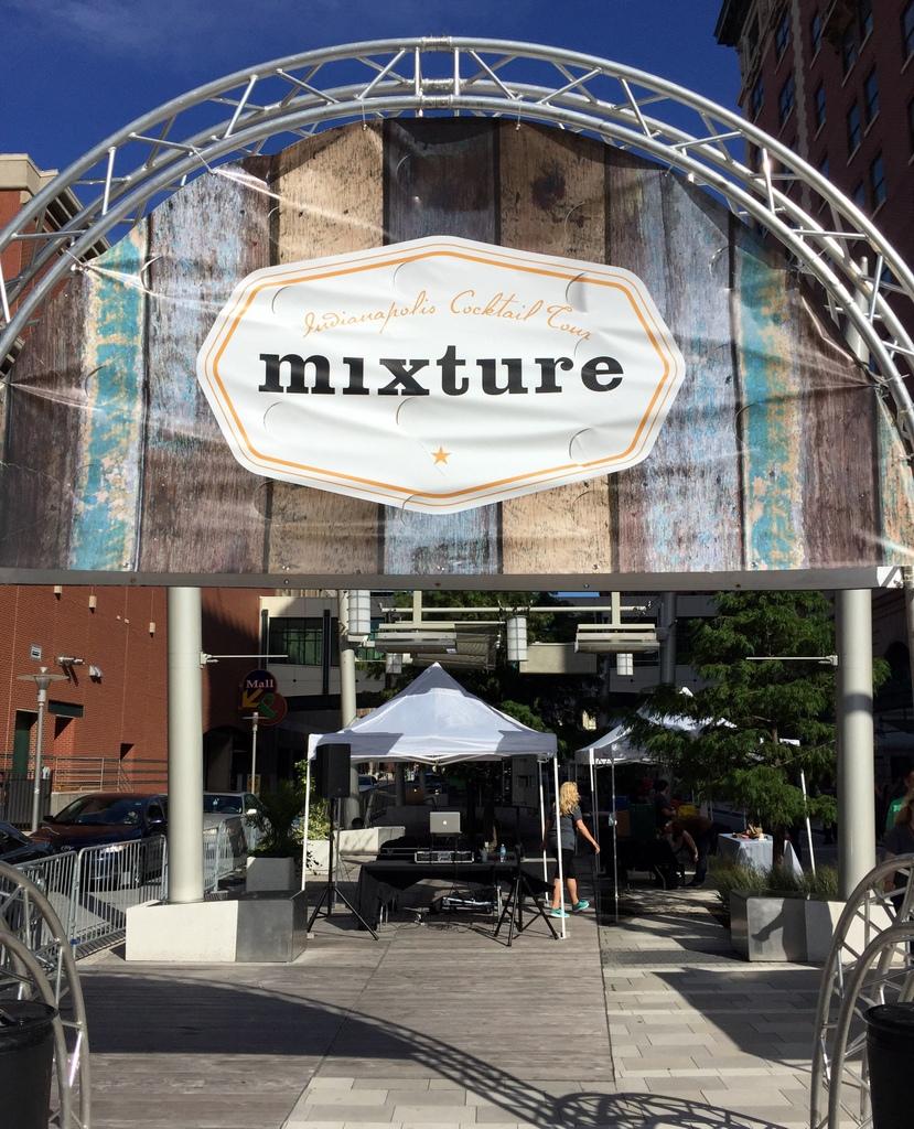 Mixture festival headquarters, Indianapolis