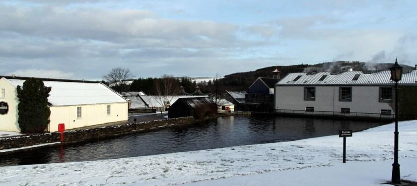 Glenfiddich Distillery