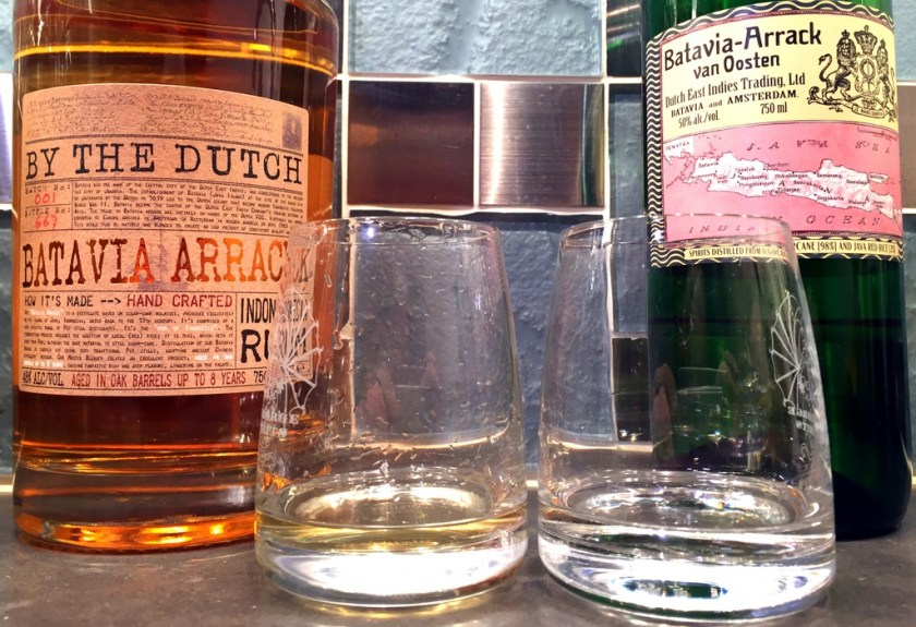 By the Dutch and Van Oosten Batavia Arrack