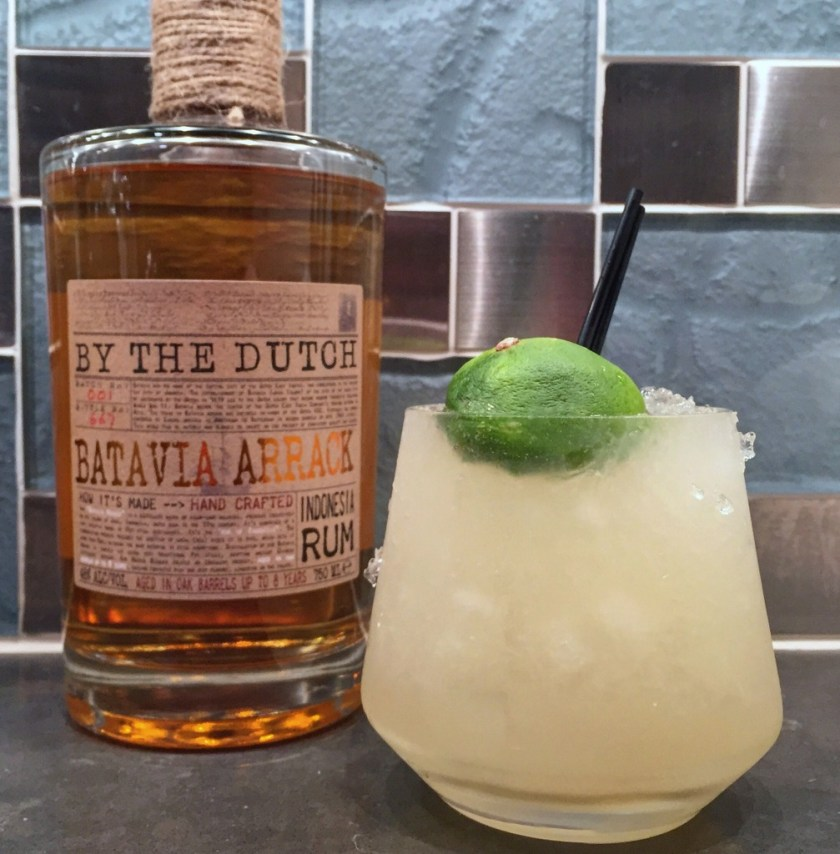 By the Dutch Batavia Arrack Mai Tai