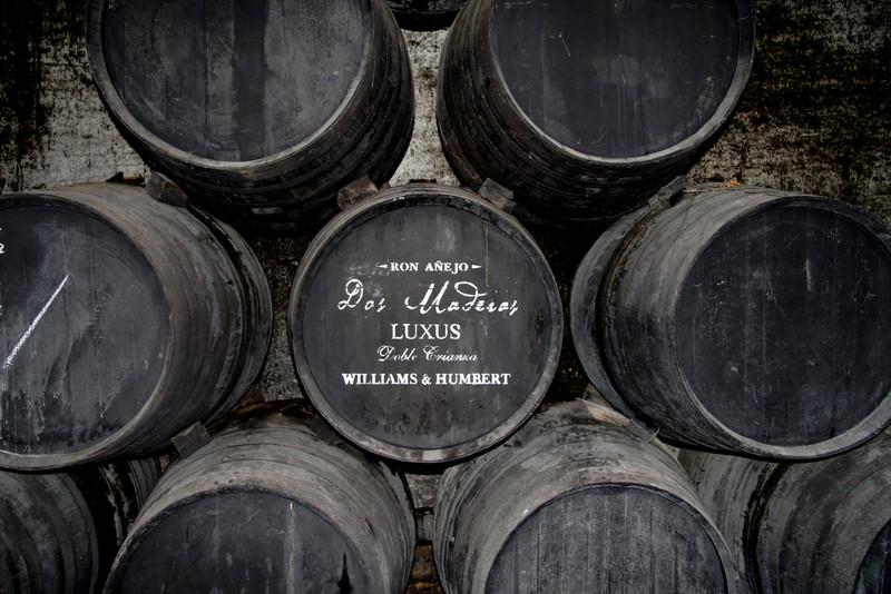 Dos Maderas Luxus, Williams & Humbert, Jerez de la Frontera