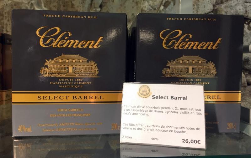 Rhum Clement Bagricole