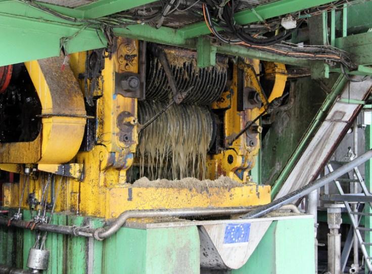 Cane crushing, Simon distillery, Martinique