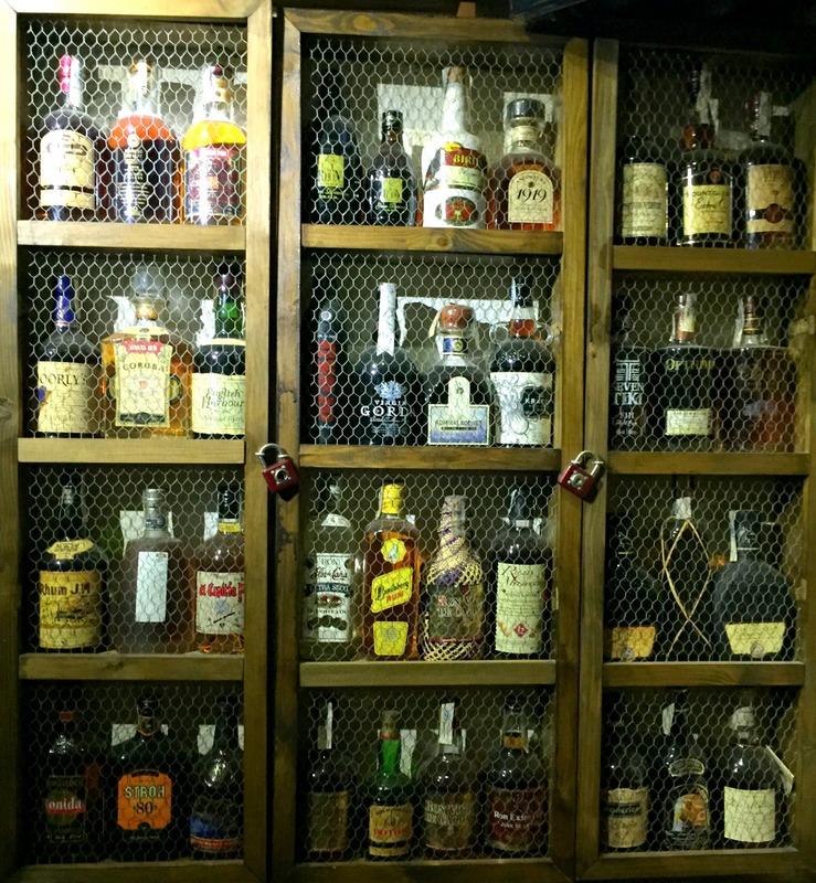 Coctelería Cubaname - Museo del Ron, Jerez de la Frontera