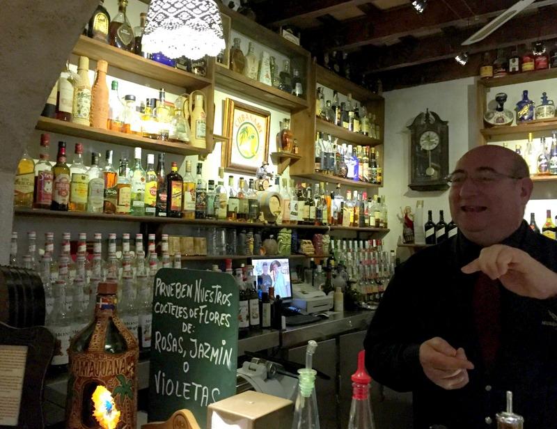 Eloy Garcia Vergara, Coctelería Cubaname - Museo del Ron, Jerez de la Frontera