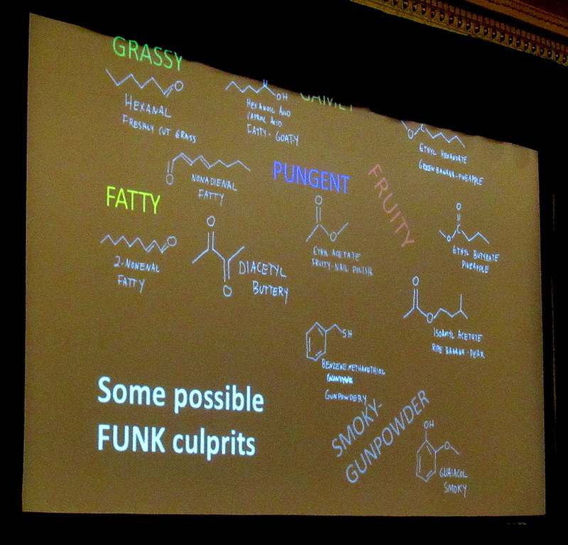 Feeling the Funk: From Dunder to Wonder session, Tales of the Cocktail 2017