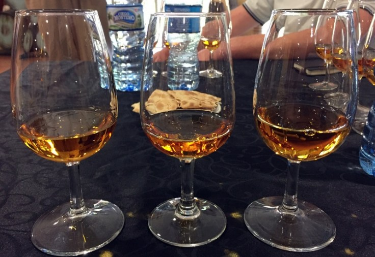 Base rums, Havana Club San José distillery
