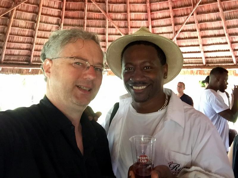Cocktail Wonk, Ian Burrell, Havana Club San José distillery
