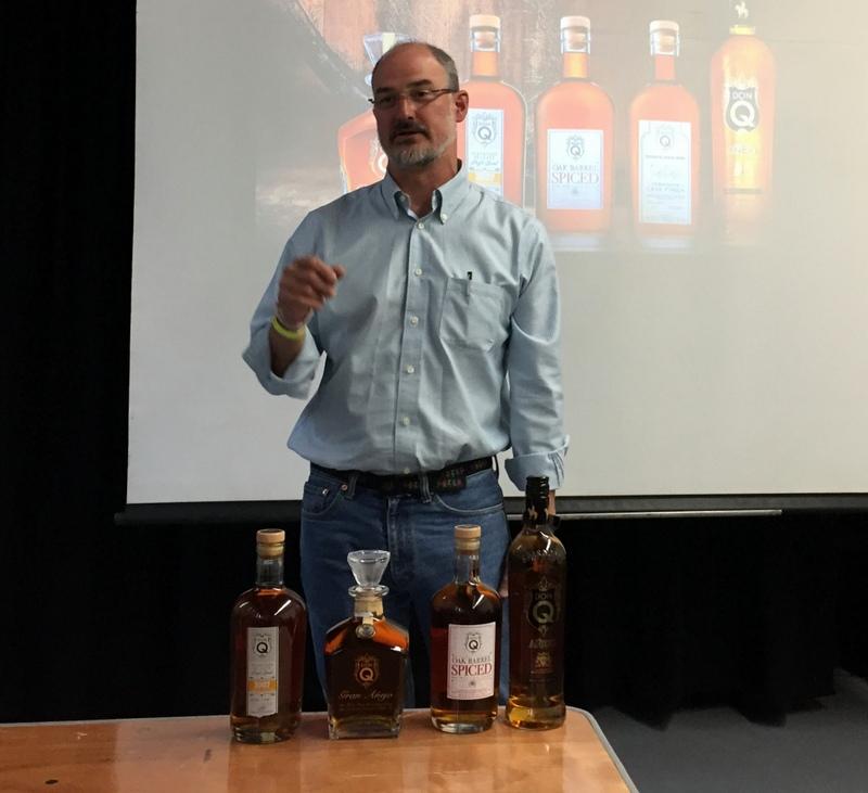 Roberto Serrallés, California Rum Festival 2017