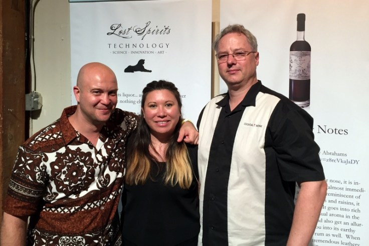 Bryan Davis, Joanne Haruta, Cocktail Wonk, California Rum Festival 2017