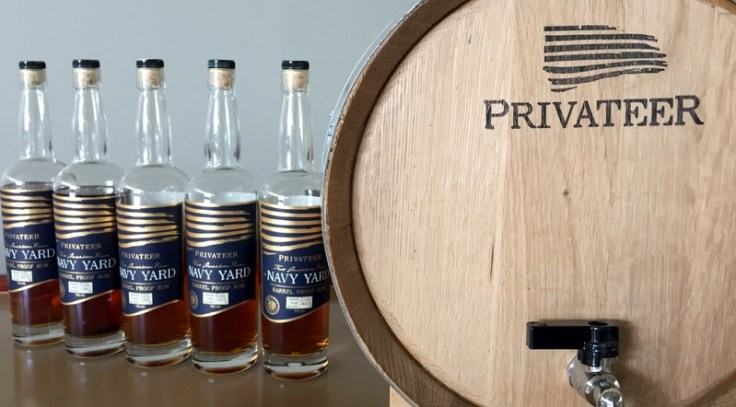 Privateer Navy Yard Rum