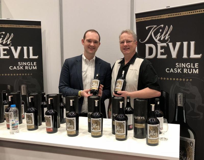 Kill Devil Rum, UK RumFest 2017