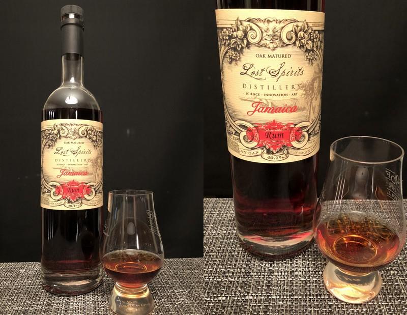 Lost Spirits Jamaica rum