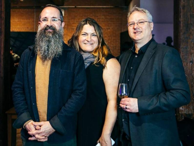Paul McGee, Mrs. Wonk, Cocktail Wonk - Velier U.S. Launch Event - Feb. 5, 2018