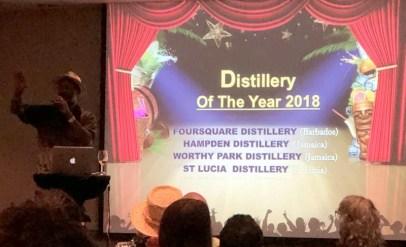 UK RumFest 2018 - UK RumFest 2018 - Golden Rum Barrel Awards