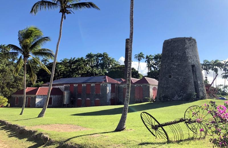 St. Nicholas Abbey, Barbados