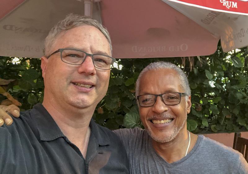 Matt Pietrek and Frank Ward