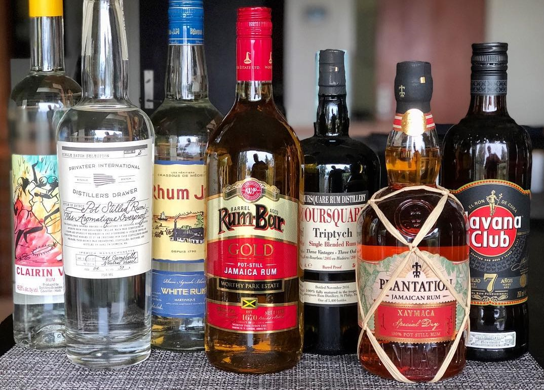 The Cocktail Wonk Comprehensive Caribbean Rum Tour: Bottles $45 or Less