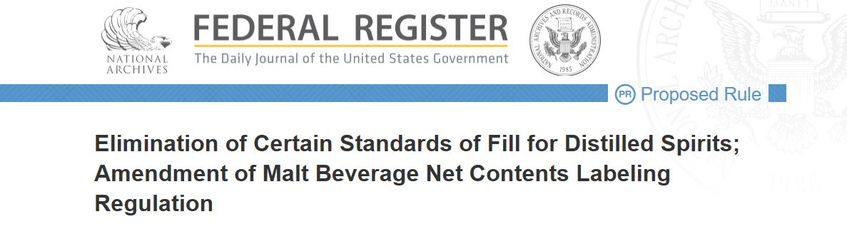 Will We Finally Get the Good Stuff in the US? TTB Considers Fixing Bottle Size Problem