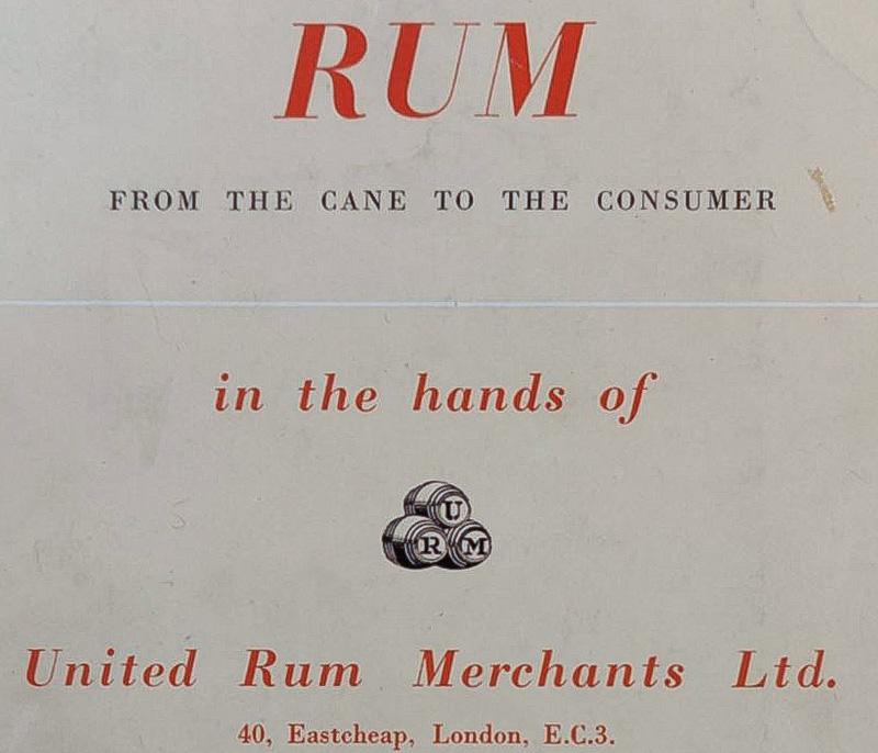 United Rum Merchants publication