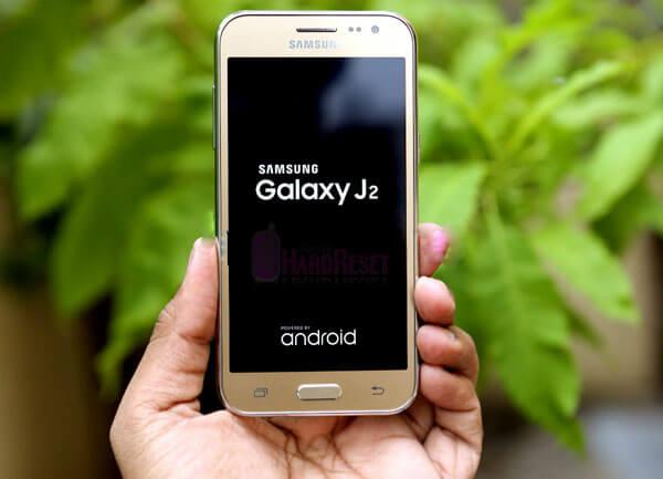 Cara Mengunci Jaringan 4G di Samsung J2 Prime