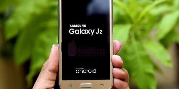 Cara Lock 4g Only Samsung J2 Prime