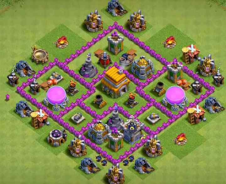 Base TH 6 Terbaik Anti Bintang 3