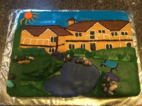 Meadow Brooke cake