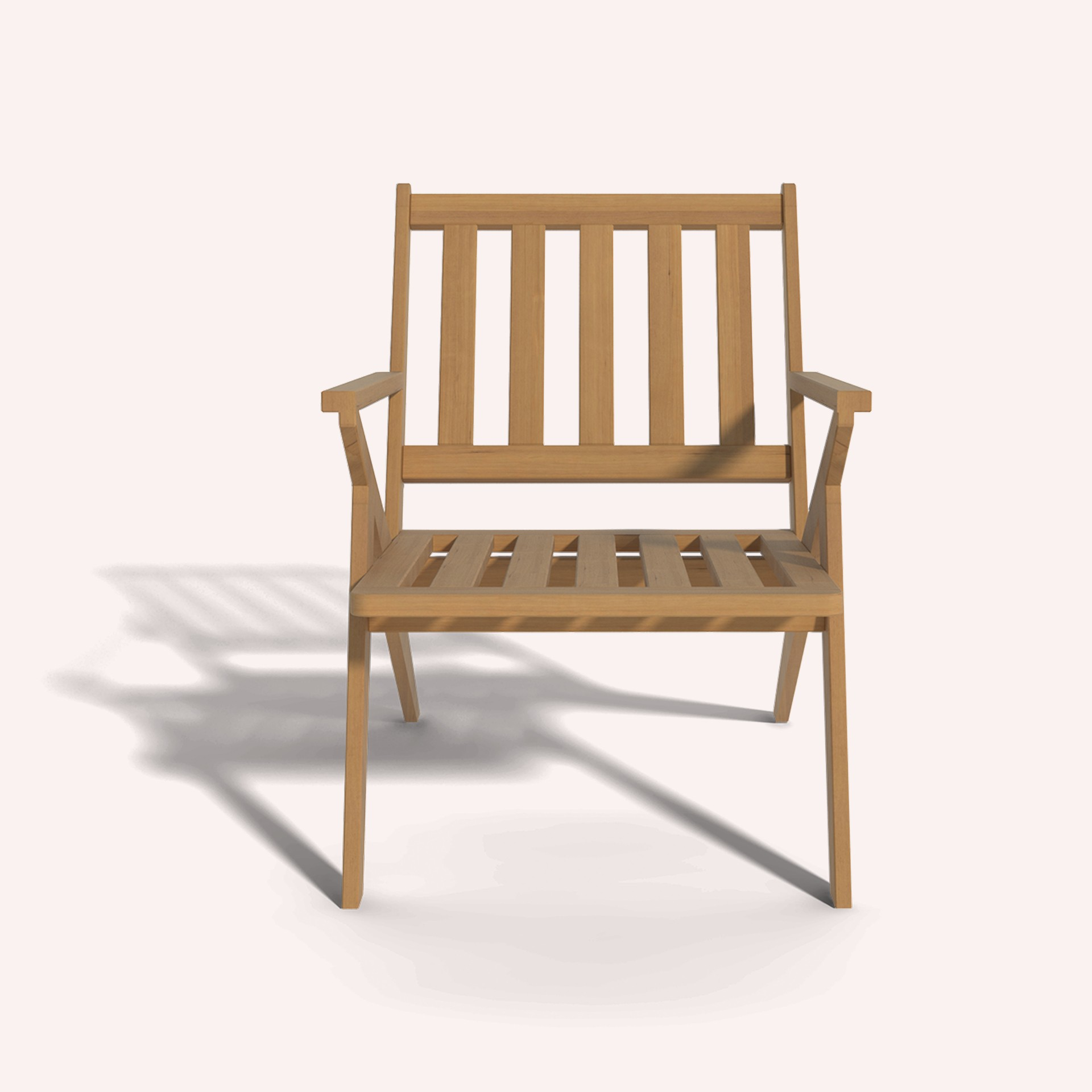 Wooden Arm Chair Wooden Arm Chair Ilios Coco Mat