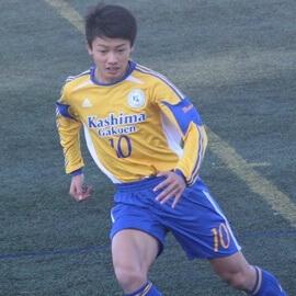 上田綺世選手