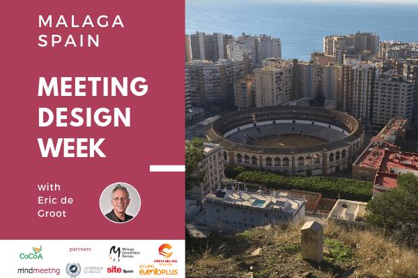 SPAIN MALAGA COSTA DEL SOL MEETING DESIGN WEEK