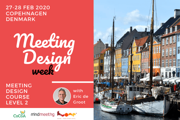 Meeting Design Course Level 2 Copenhagen Denmark promo