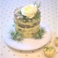 Cheese and Apple Savoury Cake by Cocoa & Whey Cakes in Winchester, Hampshire