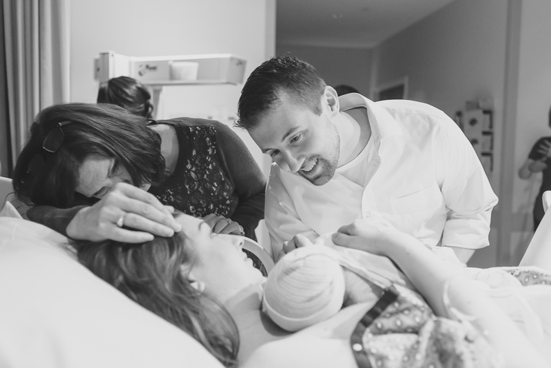 Labor And Delivery Photography
