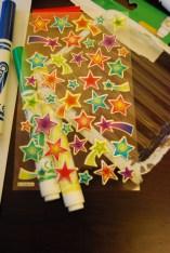 Stars for Tilda in the Sky