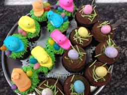 What Came First The Peep or the Malted Egg 2014