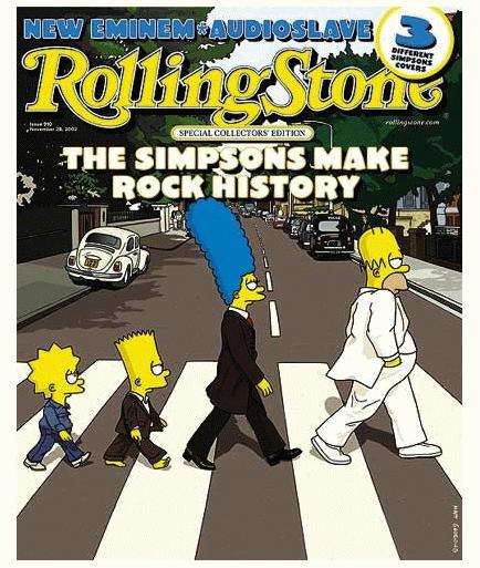 Simpsons bildes