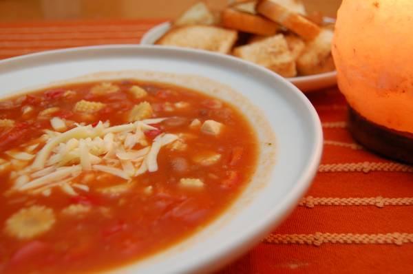 Čili zupa