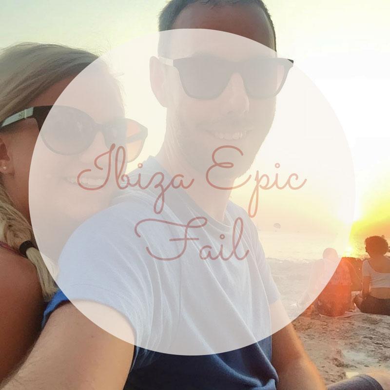 Ibiza Epic Fail