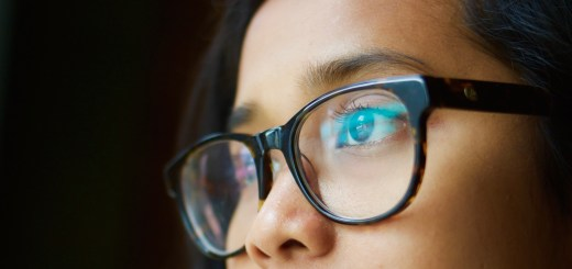 tips for glasses wearers